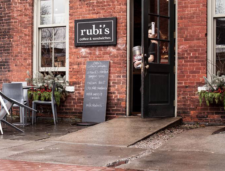 Rubi's Coffee & Sandwiches