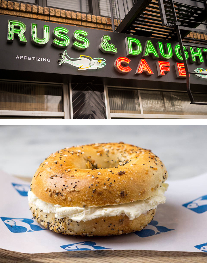 A Day In The Life of Emily Smith Lafayette148 goop Russ and Daughters