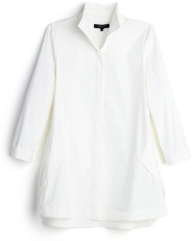 LAFAYETTE 148 white shirt