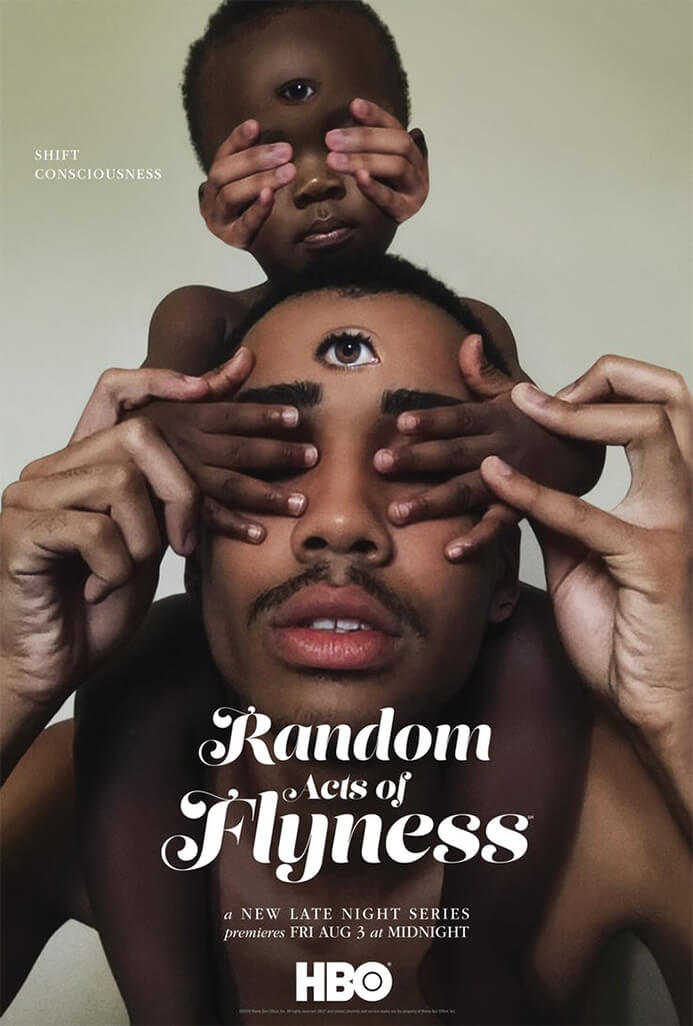 """""""Random Acts Of Flyness,"""" Terrance Nance's new HBO show"""