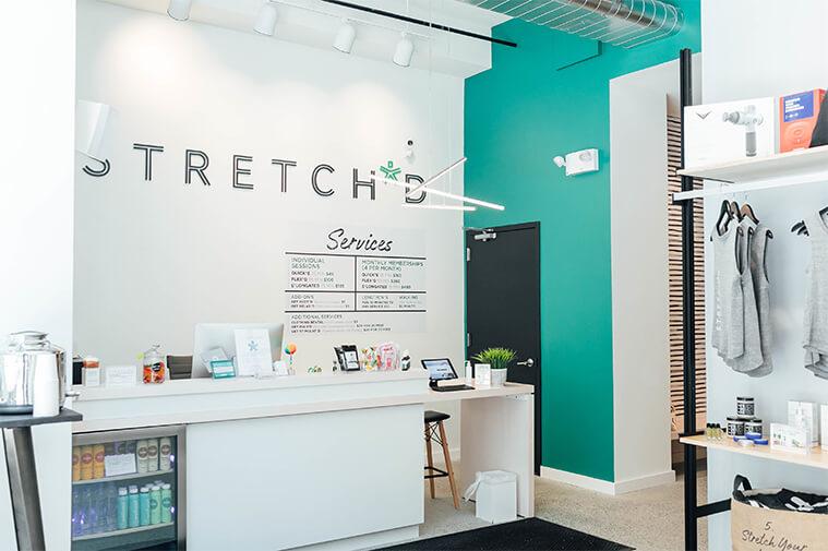 Stretch*d lobby