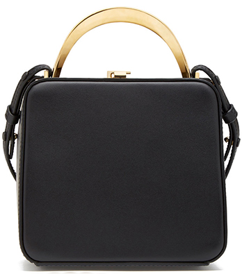 THE VOLON small black bag