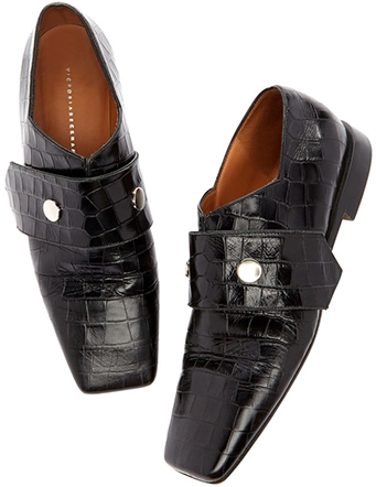 VICTORIA BECKHAM loafers