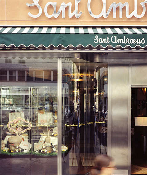 Sant Ambroeus, Upper East Side