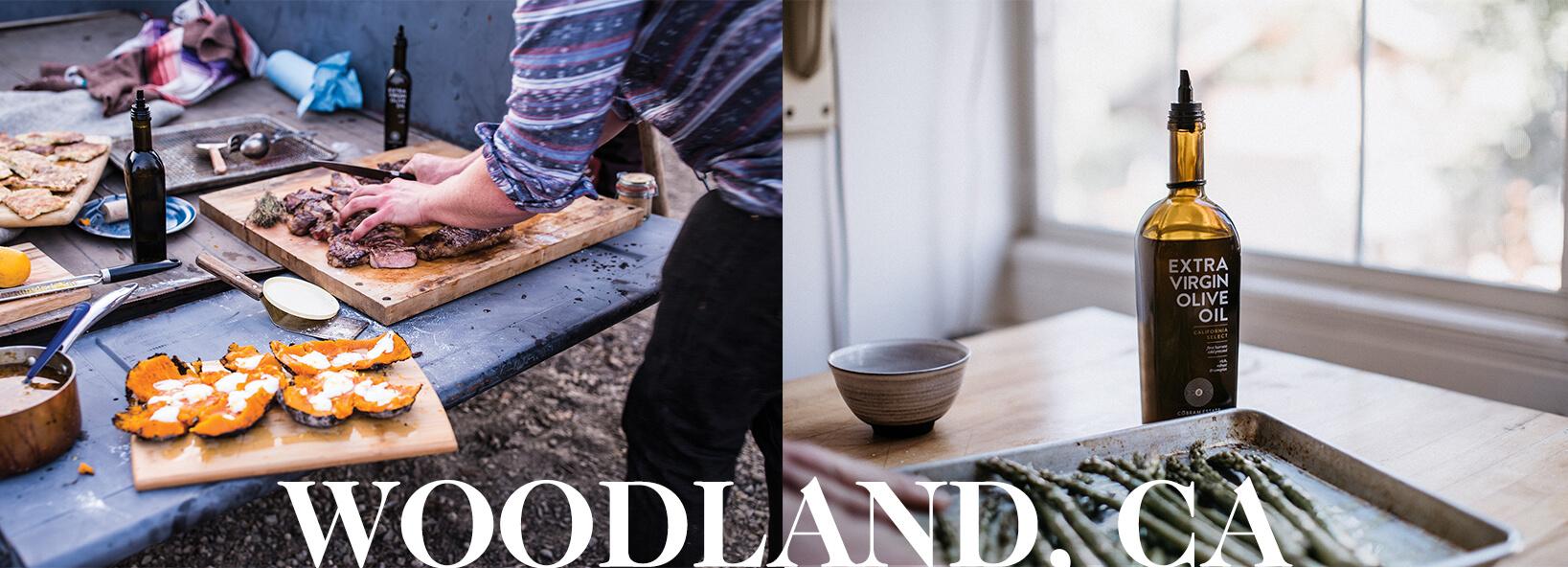 Woodland, California header