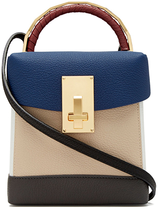 The Volon Color Block Bag