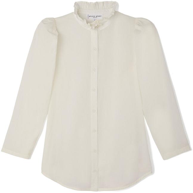 APIECE APART white blouse