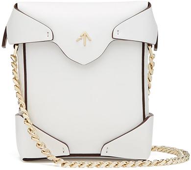 MANU ATELIER White Bag