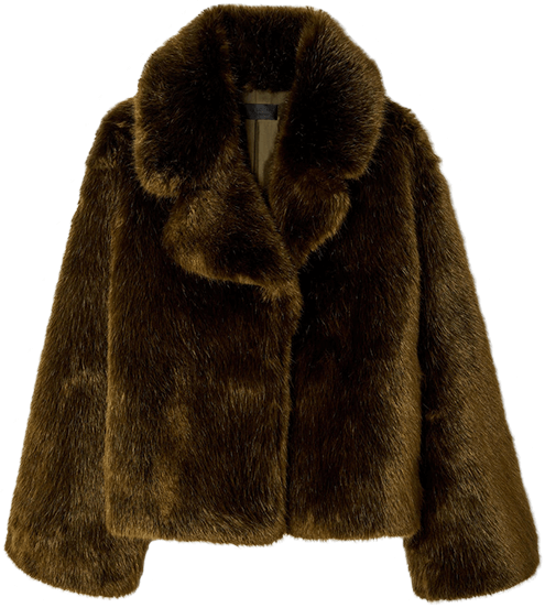 Nili Lotan Fur Coat Product Image