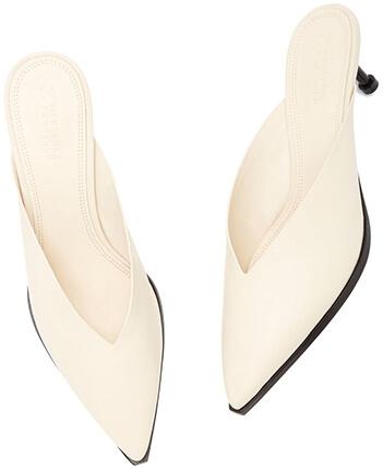 Mercedes Castillo Heels