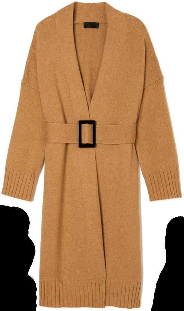 NILI LOTAN sweater-coat