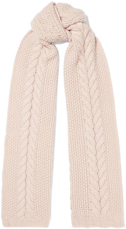 PORTOLANO pink scarf