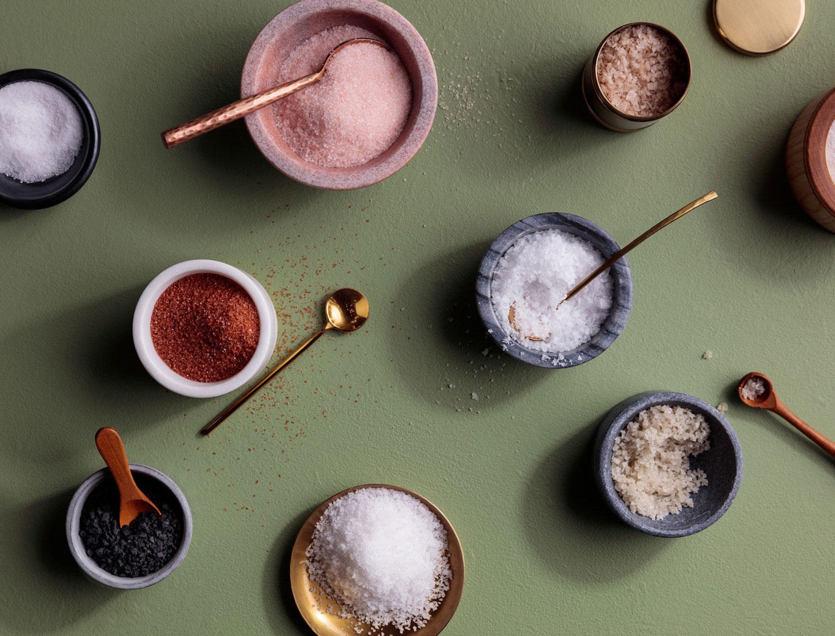 9 Types of Salt and How to Cook with Each | Goop