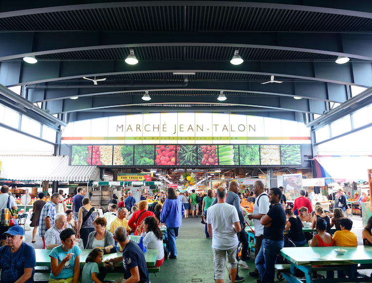 Jean-Talon Market <br><em>Little Italy</em>