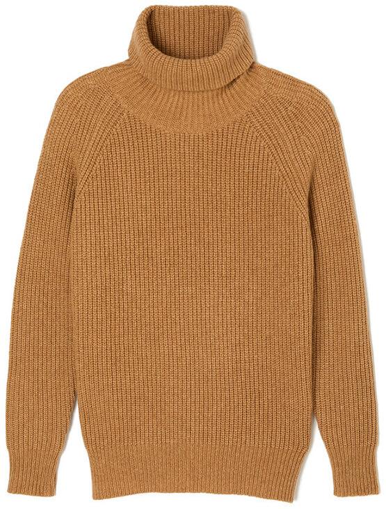 NILI LOTAN beige sweater