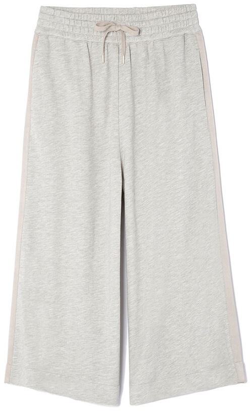 G. SPORT Wide-Leg Grey Sweats