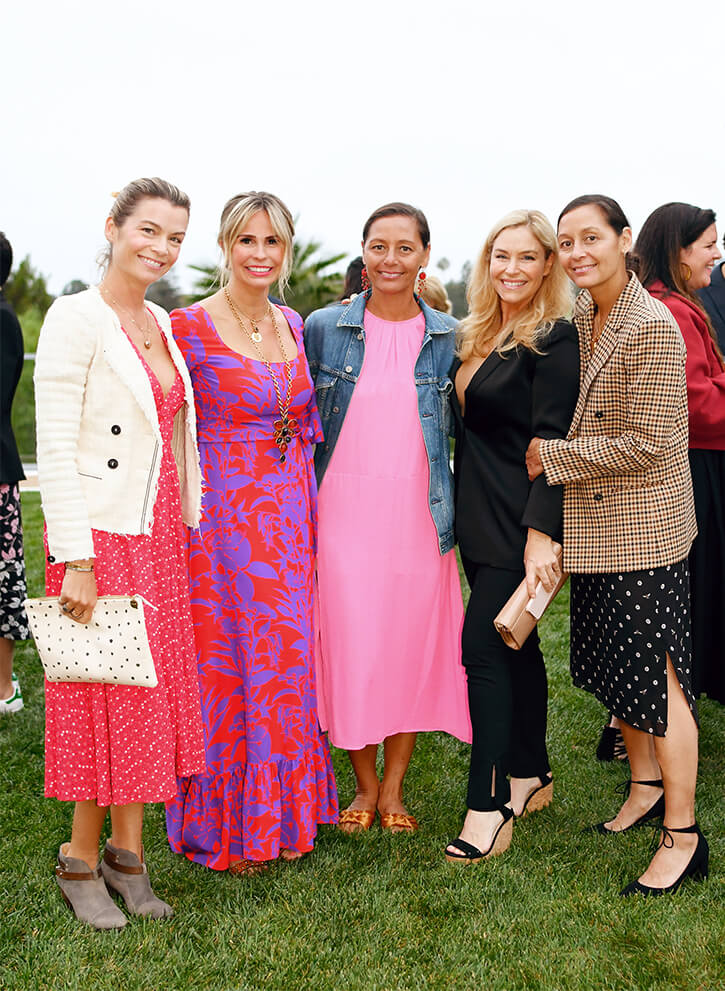 goop x CB2 Collection Dinner Launch