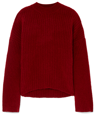 PETAR PETROV red sweater