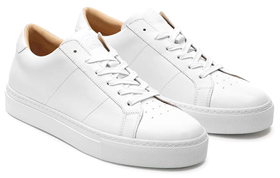 Greats White Sneakers