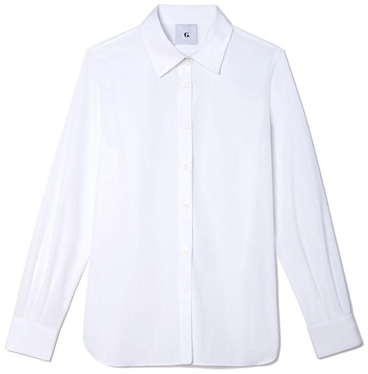 G. Label O'Neill Slim Tuxedo Shirt