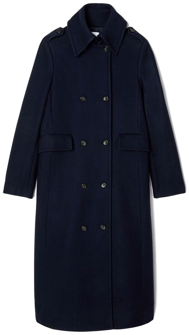 G. Label James Military Coat