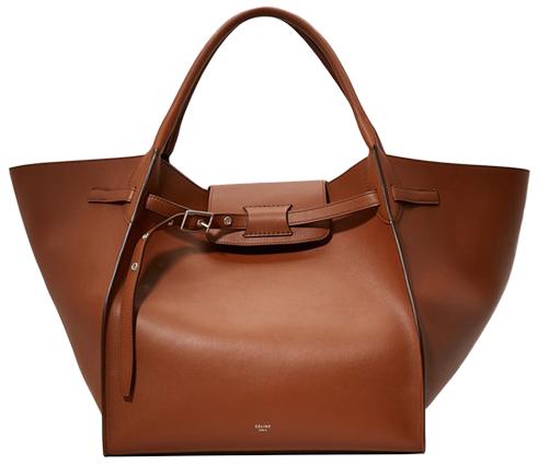 CÉLINE brown bag