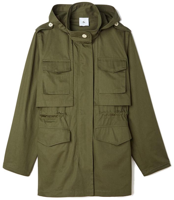 G. Label Paul Army Jacket
