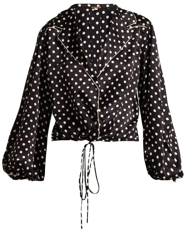 JOHANNA ORTIZ  blouse