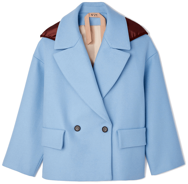 No. 21 Blue Coat
