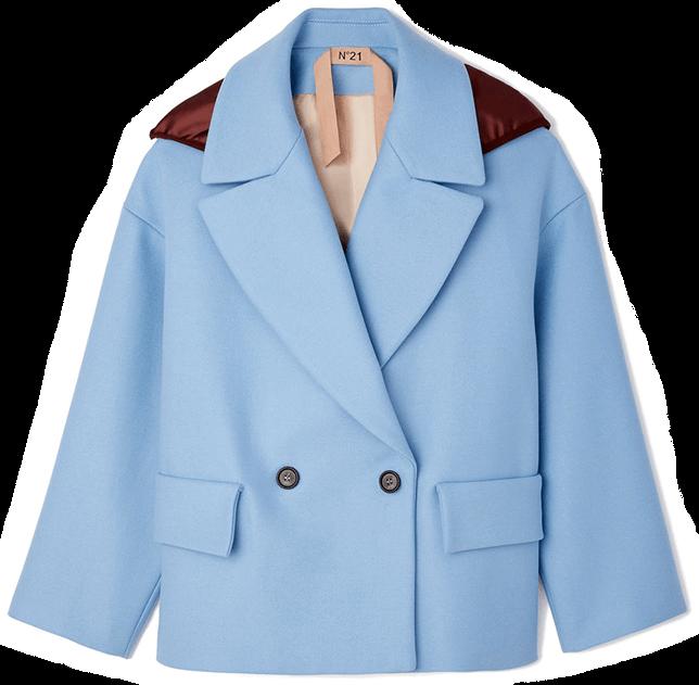No. 21 Blue Coat