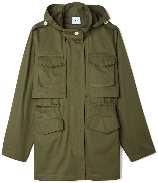 G. Label Paul green army jacket