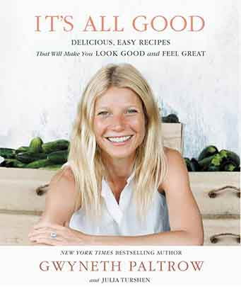 GP's second NYT-bestselling cookbook