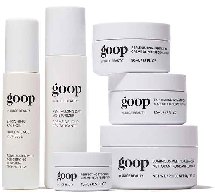 The goop Origin Story: A Timeline