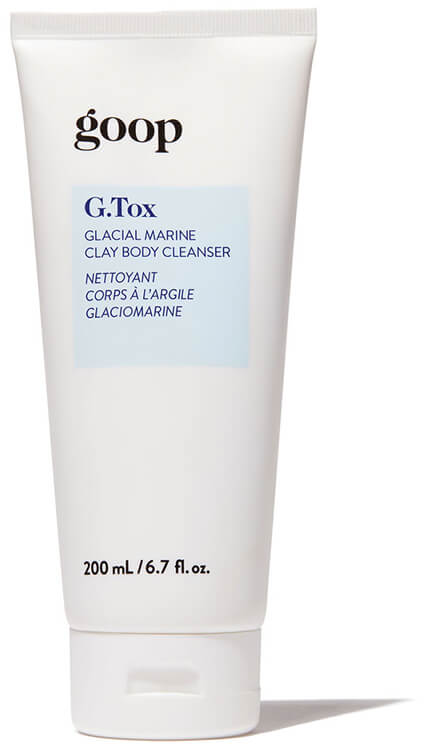 G.Tox Glacial Marine Clay Body Wash