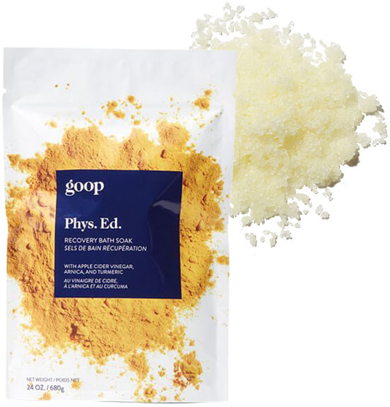 Goop Body Phys Ed Bath Soak