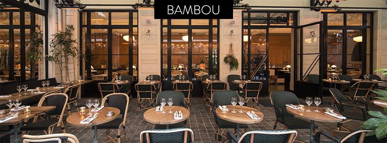 Bambou Patio