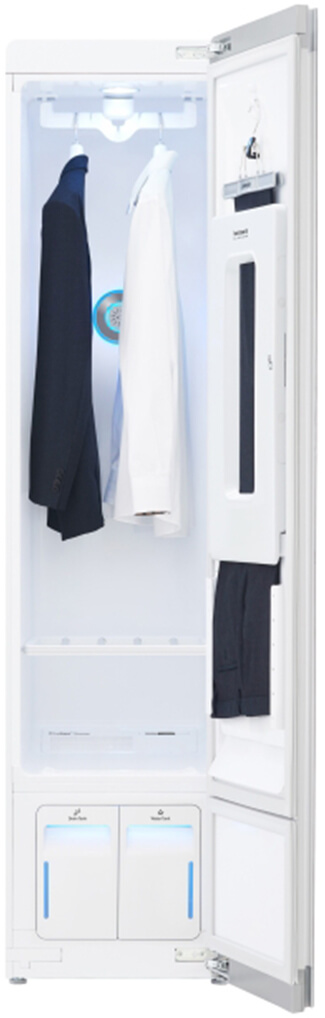 LG Steam clothing care system