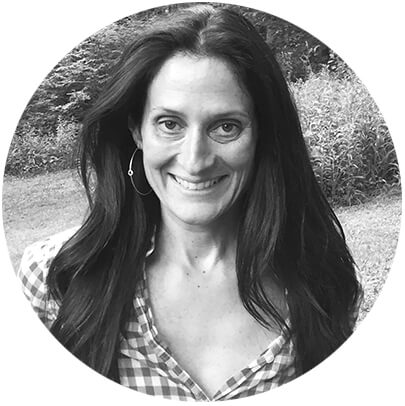 Danielle Pergament Black and White Headshot