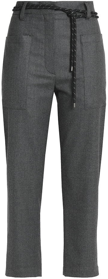 BRUNELLO CUCINELLI grey pants