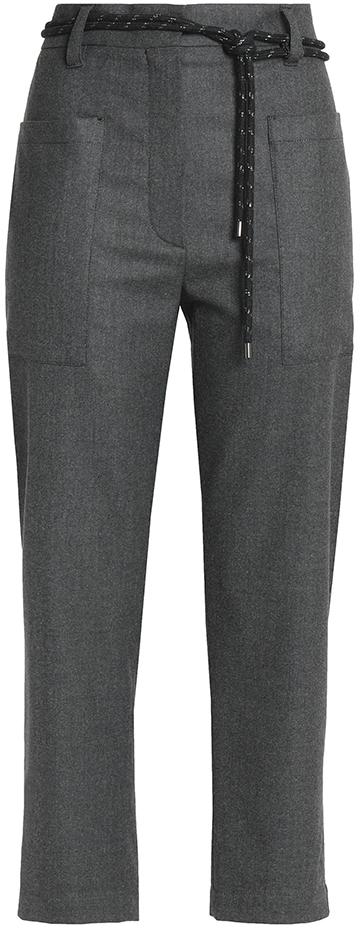 BRUNELLO CUCINELLI grey pants