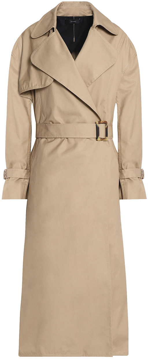 ELLERY camel trench coat