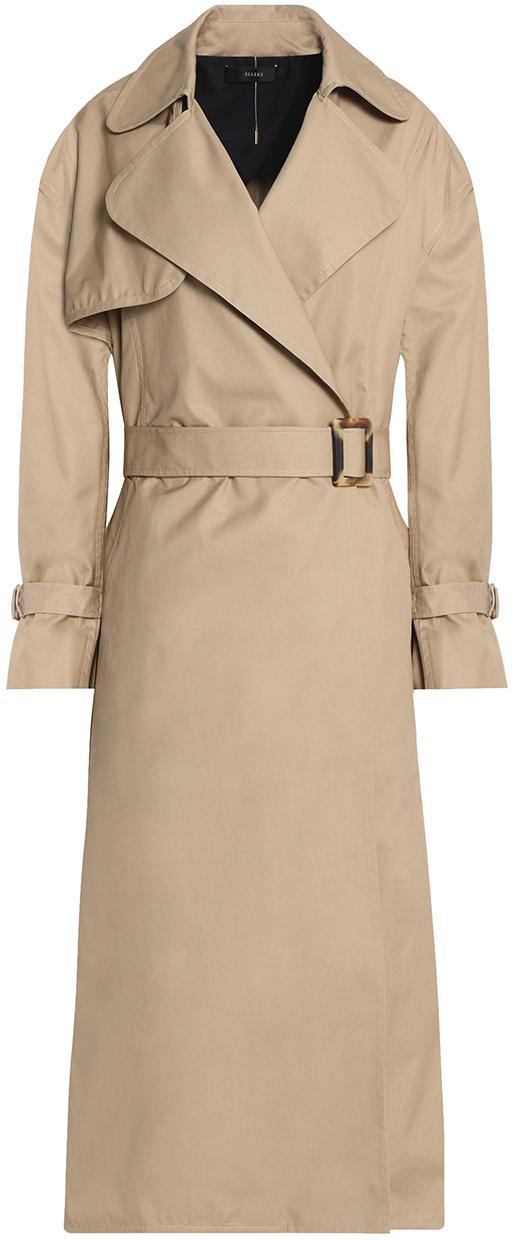 ELLERY camel trench coat