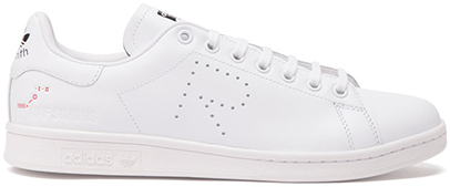 ADIDAS BY RAF SIMONS white sneakers