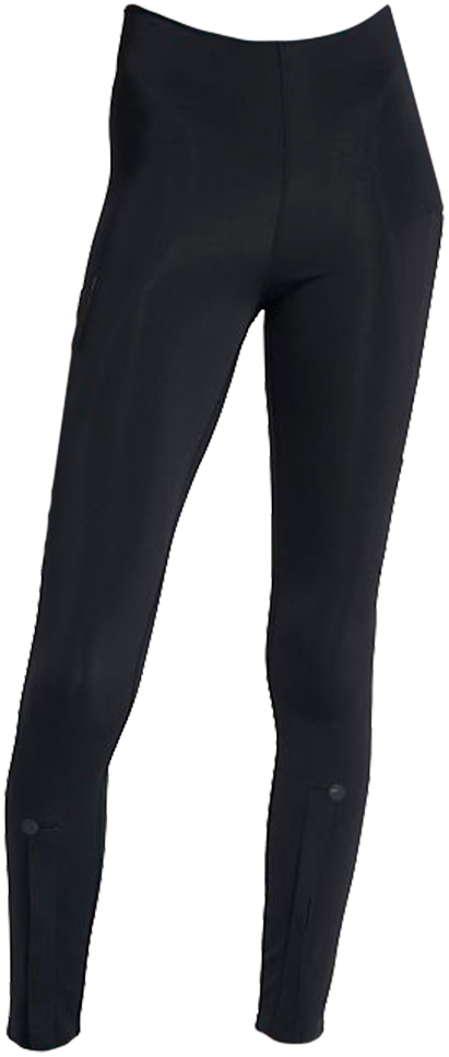 NIKE black legging tights
