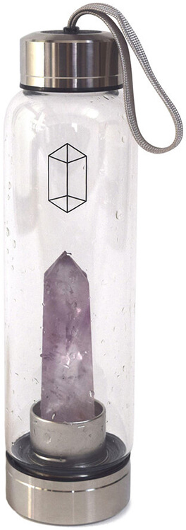 Glacce Amethyst Bottle