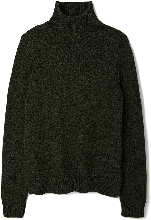G. LABEL Lindsay turtleneck sweater