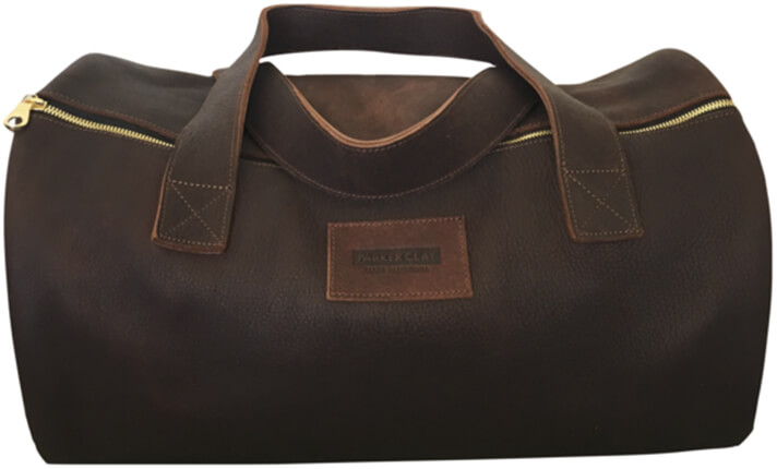 Parker Clay Overnight Bag