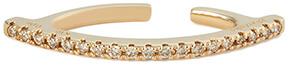 HIROTAKA gold band ear cuff