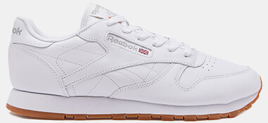 REEBOK white sneakers