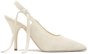 VICTORIA BECKHAM white heels